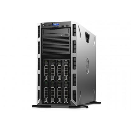 DELL torony szerver PowerEdge T430, 2x 1 - 210-ADLR_241248