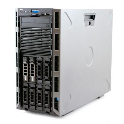 DELLEMC torony szerver PE T330, 4C E3-12 - PET3302C_247108