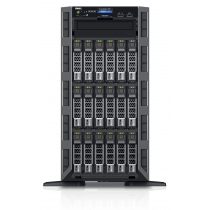 DELLEMC torony szerver PE T630, 1x 8C E5 - PET6301C_247111