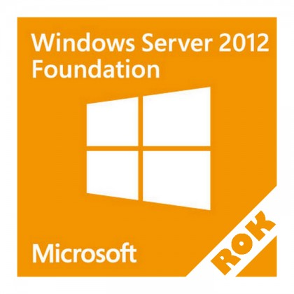 HP MS Windows Server 2012 R2 Foundation - 748920-B21