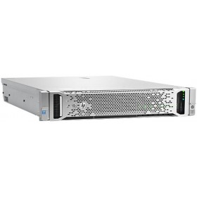 HP rack szerver ProLiant DL380 G9, 8C E5 - 843557-425