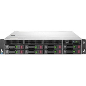 HP rack szerver ProLiant DL80 G9, 6C E5- - P8Y73A