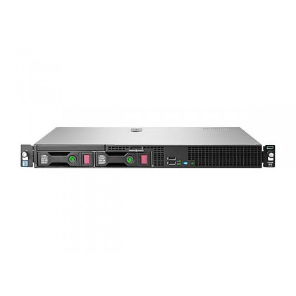 HPE rack szerver ProLiant DL20 G9, 4C E3 - 823562-B21
