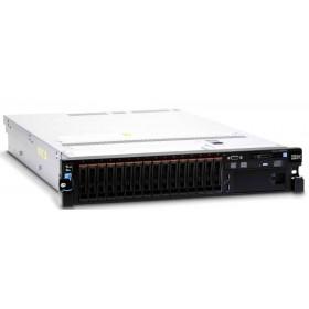 LENOVO rack szerver x3650 M4, 6C E5-2620 - 7915E7G/X