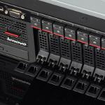 A Lenovo lenyomná szervereivel a HP-t és a Dell-t